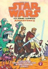 Star Wars: Clone Wars Adventures Volume 7 - Matt Fillbach, Shawn Fillbach, Chris Avellone, Various, Ethen Beavers
