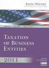 Taxation of Business Entities [With CDROM and Access Code] - James E. Smith, William A. Raabe, David M. Maloney