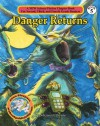 Danger Returns (A New Science Fiction Chapter Book for Second, Third and Fourth Grade Readers) - Sharon Oberne, Bob Reese