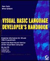 Visual Basic Language Developer's Handbook [With CD-ROM] - Ken Getz, Mike Gilbert