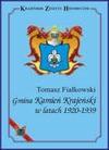 Gmina Kamień Krajeński w latach 1920-1939 - Tomasz. Fiałkowski