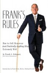 Frank's Rules: How to Sell Menswear (and Practically Anything Else) Extremely Well - Frank A. Schipani