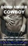 Down Under Cowboy Collection: Books 1-4 in the Down Under Cowboy Series Box Set - Kasey Millstead