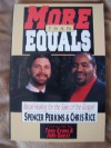More Than Equals: Racial Healing for the Sake of the Gospel - Spencer Perkins, Christopher Rice