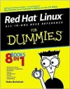 Red Hat Linux All-in-One Desk Reference for Dummies - Nabajyoti Barkakati