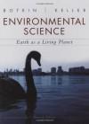 Environmental Science Earth as a Living Planet - Daniel B. Botkin