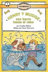 HENRY AND MUDGE IN PUDDLE TROUBLE (SPANISH HARDCOVER EDITION) - Cynthia Rylant