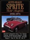Austin-healey Sprite Gold Portfolio 1958-1971 - R.M. Clarke