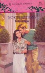 No Objections (Harlequin Romance, #3281) - Kate Denton
