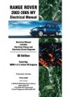 Range Rover Electrical Manual 2002-2005 MY (US Edition) - Brooklands Books Ltd