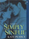 Simply Sinful - Kate Pearce