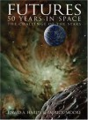 Futures: 50 Years in Space: The Challenge of the Stars - David A. Hardy, Patrick Moore