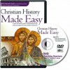 """Christian History Made Easy """"Leader Pack"""" for Group or Individual study (12-session DVD) - Timothy Paul Jones"""