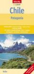 Chile, Patagonia: 1:2,500,000 ; Special Maps: Around Santiago, Easter Island, Peninsula Valdés ; City Maps: Central Santiago, Arica, Iquique, Antofagasta, La Serena, Punta Arenas - Nelles Maps
