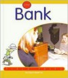 At the Bank - Elizabeth Sirimarco