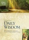 The One Year Daily Wisdom - Neil S. Wilson