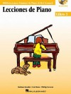 Piano Lessons Book 3 - Book/CD Pack - Spanish Edition: Spanish Edition - Hal Leonard Publishing Company