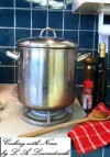 Cooking with Nona - L.A. Lewandowski