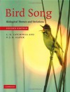 Bird Song: Biological Themes and Variations - Clive Catchpole, Peter Slater
