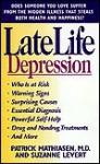 Late Life Depression - Patrick Mathiasen, Suzanne LeVert