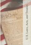 U.S. Laws, Acts, and Treaties, Volume 2: 1929-1970 - Timothy L. Hall, Christina J. Moose