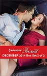 Harlequin Presents December 2014 - Box Set 2 of 2: Taken Over by the BillionaireHis for RevengeWhat The Greek Wants MostTo Claim His Heir by Christmas - Miranda Lee, Caitlin Crews, Maya Blake, Victoria Parker