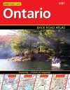 Ontario Back Road Atlas - Canadian Cartographics, Mapart Publishing