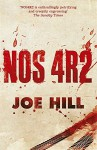 NOS4R2 by Joe Hill (6-Nov-2014) Paperback - Joe Hill