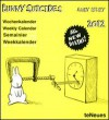 2012 Bunny Suicides, Weekly Postcard Calendar (English, German, French and Dutch Edition) - Andy Riley