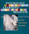 Psychology of Learning and Behavior - Barry Schwartz, Edward A. Wasserman, Steven J. Robbins