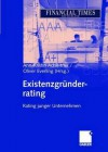 Existenzgrunderrating: Rating Junger Unternehmen - Ann-Kristin Achleitner, Oliver Everling