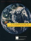 A Planners Guide to Sustainable Development - Kevin J. Krizek, Joe Power
