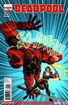 "Deadpool #59 ""The Return of Classic Deadpool Detractor, Black Swan!"" - WAY"