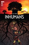 All-New Inhumans (2015-) #8 - James Asmus, Stefano Caselli, Jamal Campbell