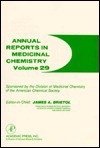 Annual Reports In Medicinal Chemistry, Volume 29 - James A. Bristol, John C. Lee, David W. Robertson, William K. Hagmann