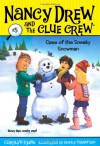 Case of the Sneaky Snowman - Carolyn Keene, Macky Pamintuan