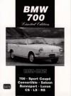 BMW 700 Limited Edition 1959-1965 - R.M. Clarke