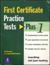 First Certificate: Practice Tests - Nick Kenny, Lucrecia Luque-Mortimer