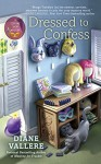 Dressed to Confess (A Costume Shop Mystery) - Diane Vallere