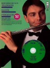 Music Minus One Flute or Alto Recorder: Telemann Suite A minor; Gluck 'Orpheus' scene; Pergolesi Concerto G major (2 CD Set) (Book & CD) - Music Minus One