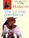 Ramzes Wielka pani Abu Simbel - Christian Jacq