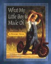 What My Little Boy Is Made Of: A Memory Book - Jim Daly