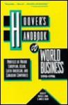 Hoover's Handbook of World Business, 1994-1995 - Gary Hoover, Patrick J. Spain