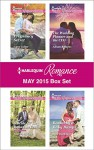 Harlequin Romance May 2015 Box Set: The Pregnancy SecretA Bride for the Runaway GroomThe Wedding Planner and the CEOBound by a Baby Bump - Cara Colter, Scarlet Wilson, Alison Roberts, Ellie Darkins