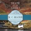 Death of an Addict - M.C. Beaton, Shaun Grindell