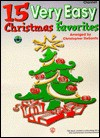 15 Very Easy Christmas Favorites: Clarinet, Book & CD [With CD] - Tony Esposito