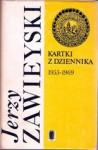 Kartki z dziennika 1955-1969 - Jerzy Zawieyski