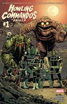 Howling Commandos of S.H.I.E.L.D. (2015-) #1 - Frank J. Barbiere, Brent Schoonover