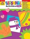 Seasonal Activities, Grades 3-5 - Jo Moore, Joy Evans