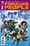 Infinity Man and the Forever People #1 - Dan DiDio